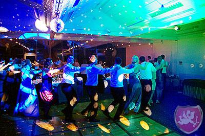 Hochzeit Party im Panorama Resort Feusisberg Hochzeits DJ Benz