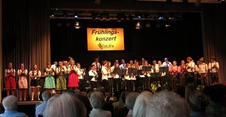 Konzert 2014 - Leitung: Pascal Broßardt