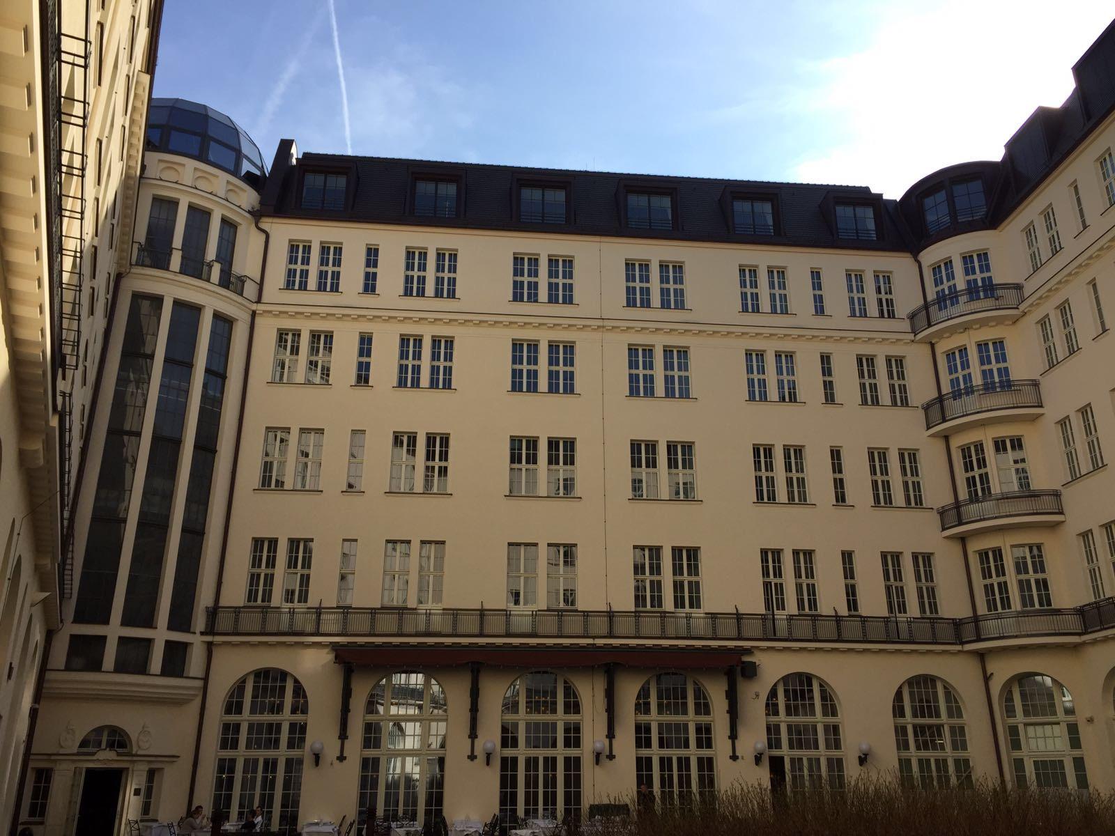 """""""Haus Cumberland"""" am Kurfürstendamm"""
