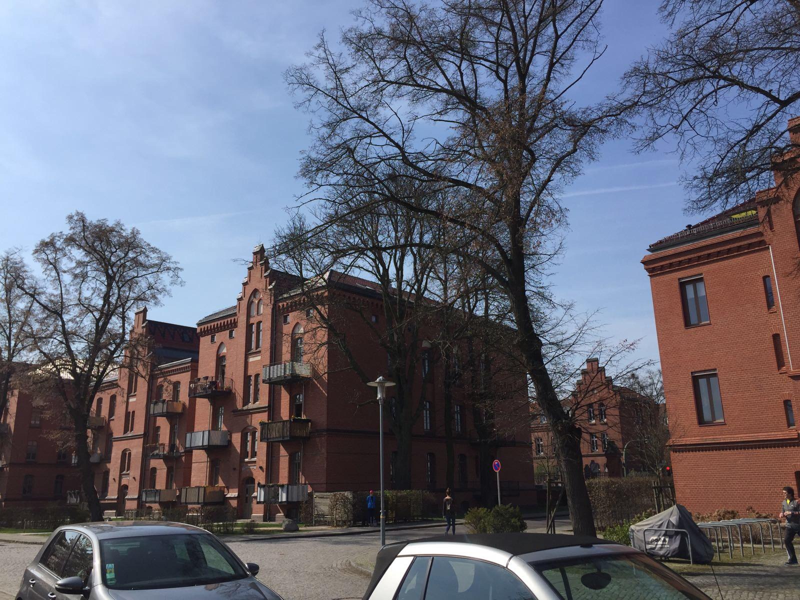 Rote Kasernen in Potsdam (Denkmalsanierung)