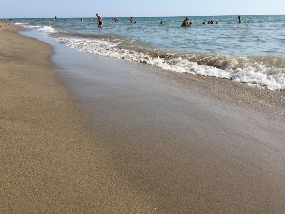 Strand von Ostia
