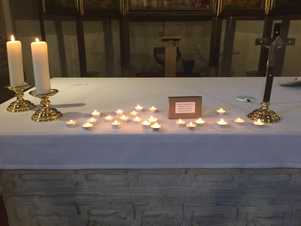 Im Gedenken an unsere Verstorbenen