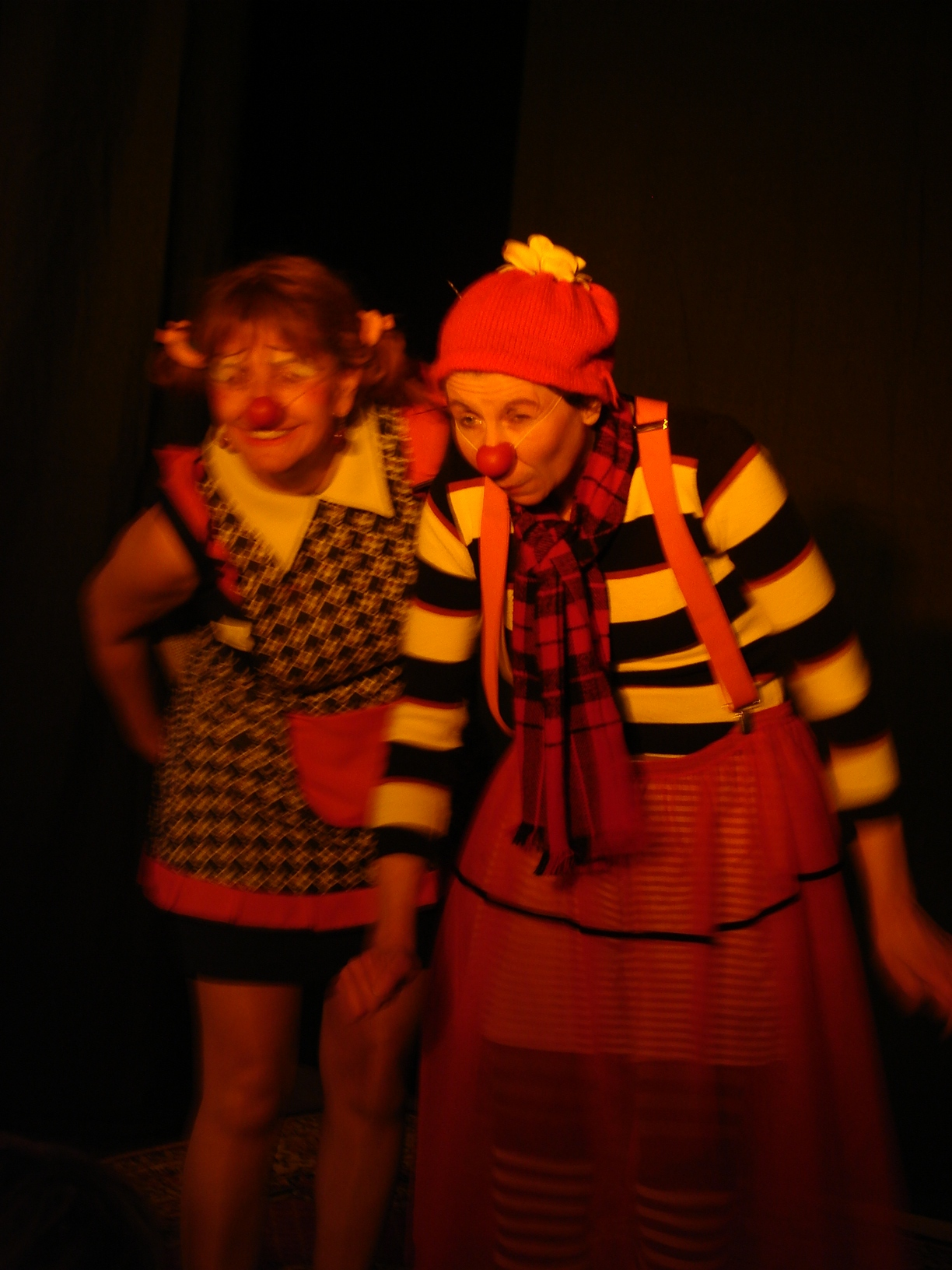 Le Cabaret Clown - Mobil Clown Cie - 2006-2010