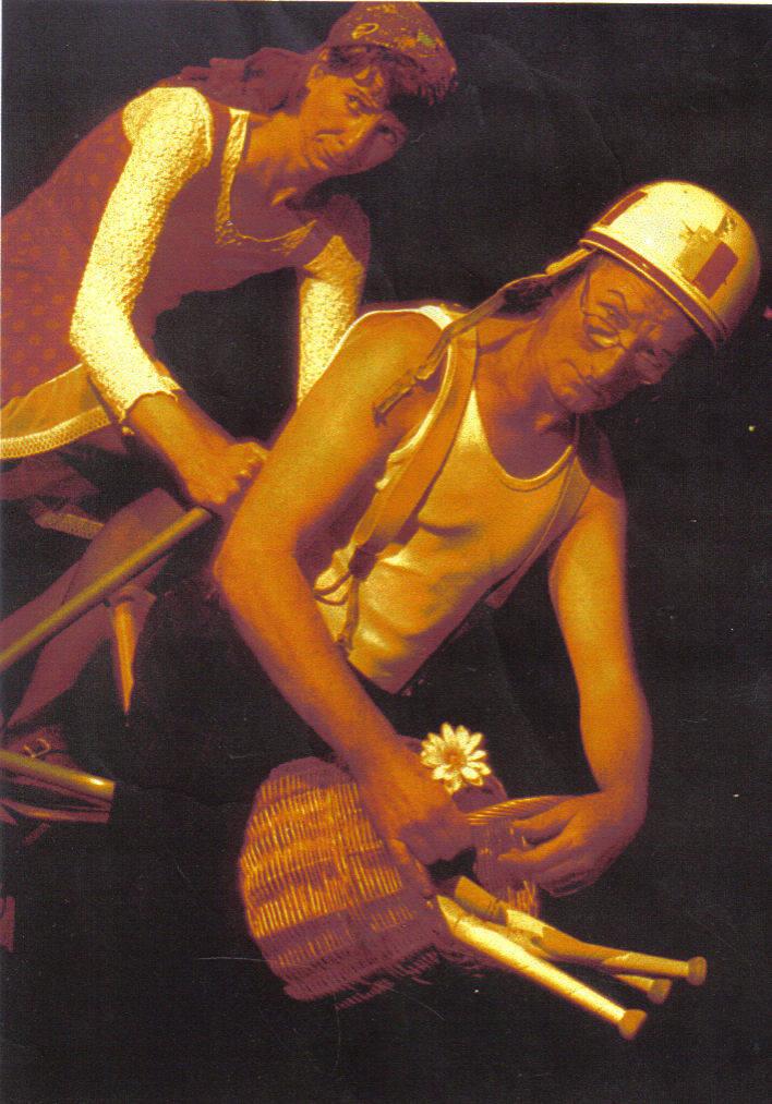 Les Rabaloschevichts - burlesque & musical - 2000-2006