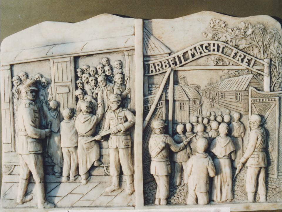 Trasferimento nel campo di concentramento di Auschwitz
