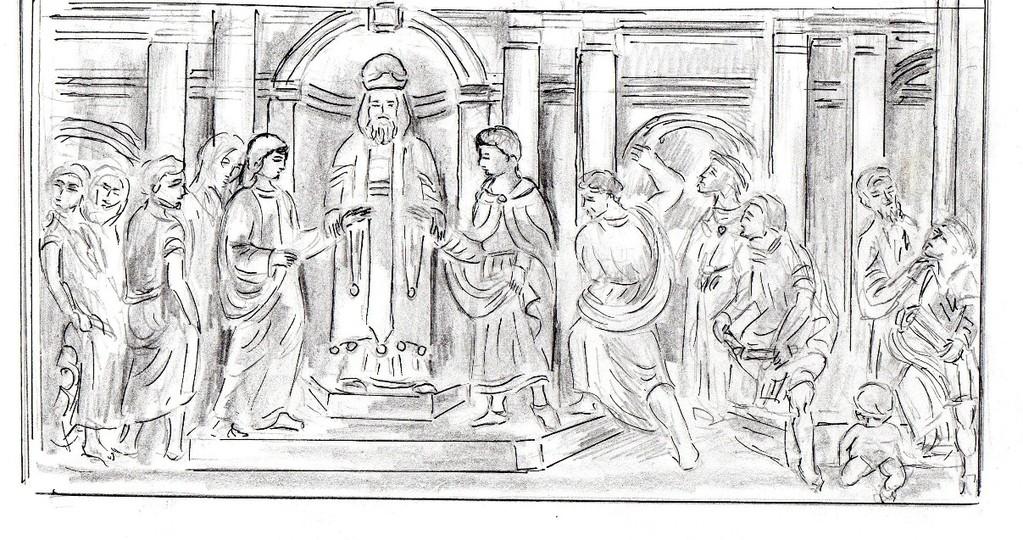 MATRIMONIO DI MARIA E GIUSEPPE