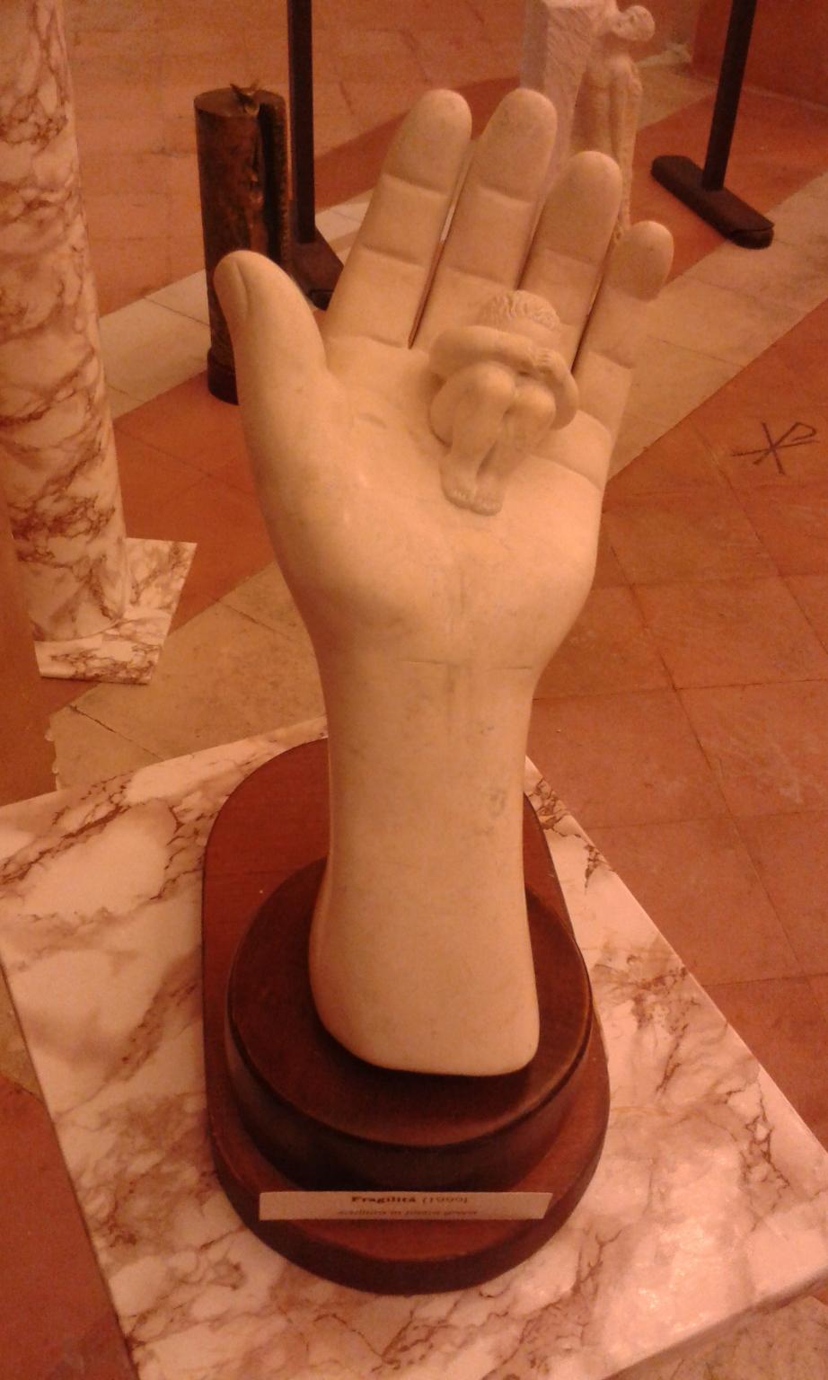 Fragilità, pietra greca, 1999