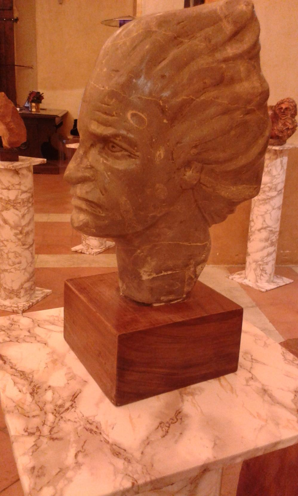 Ipocrisia, pietra di Manoppello, 1993