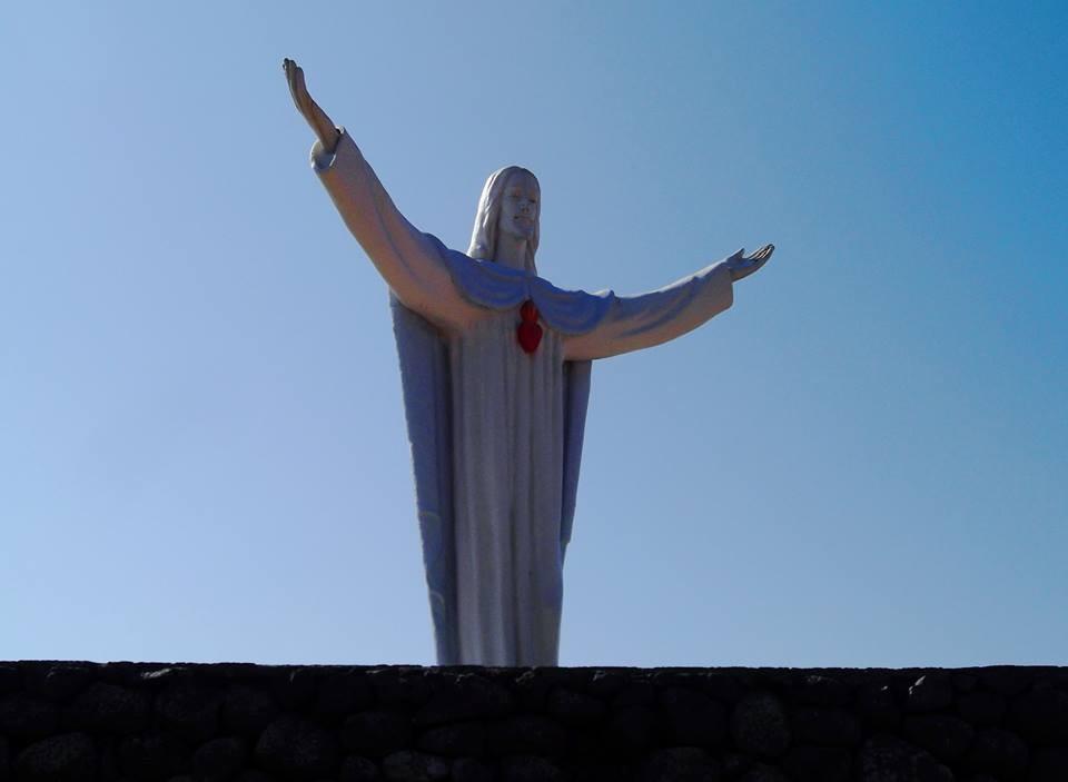 Cristo Sacro Cuore, Santu Lussurgiu (OR) 1970