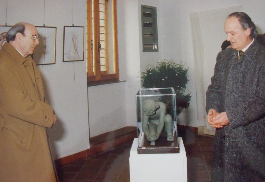 Inaugurazione della mostra e presentazione delle opere