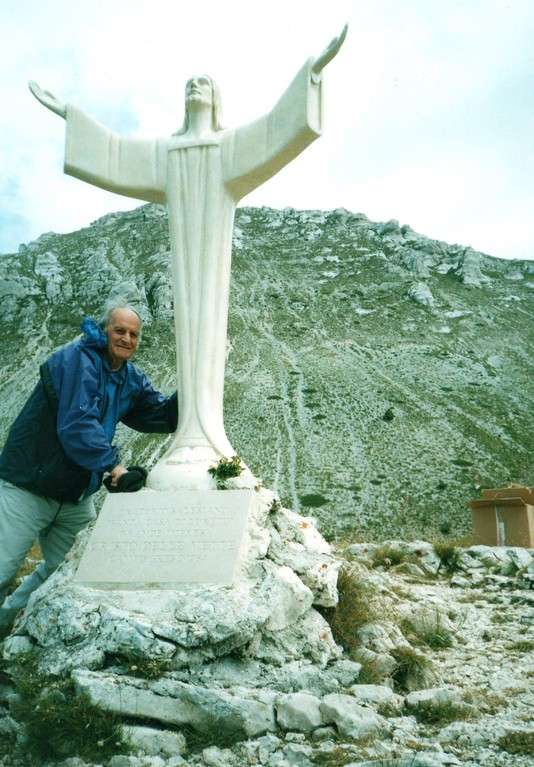 Agosto 2004: Edgardo ha terminato il lavoro!