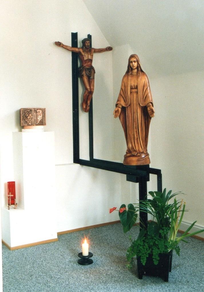 Gesù crocifisso e l'Immacolata Concezione, Lussemburgo