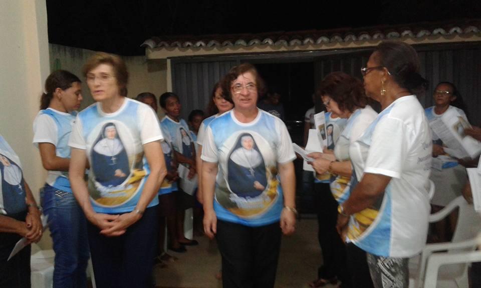 Adios a nuestras hermanas del Nordeste Br