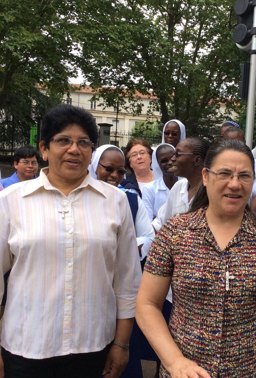 Encuentro internacional - Castres 12/07