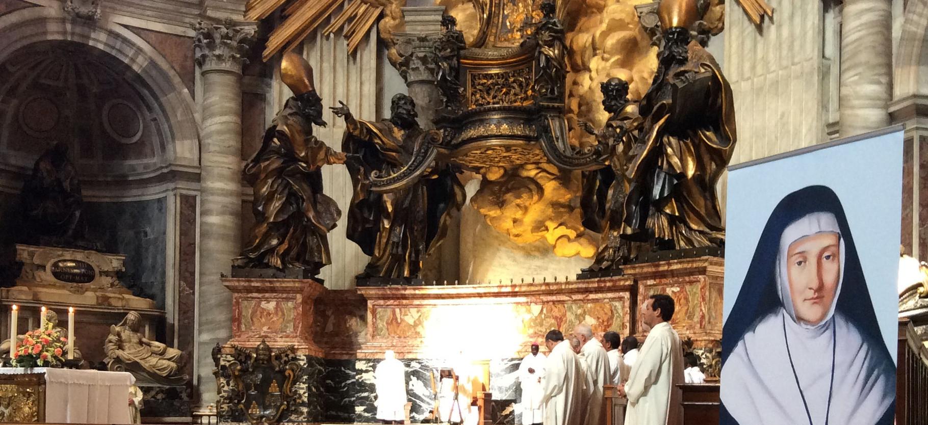 Misa de acción de gracias en el Vaticano