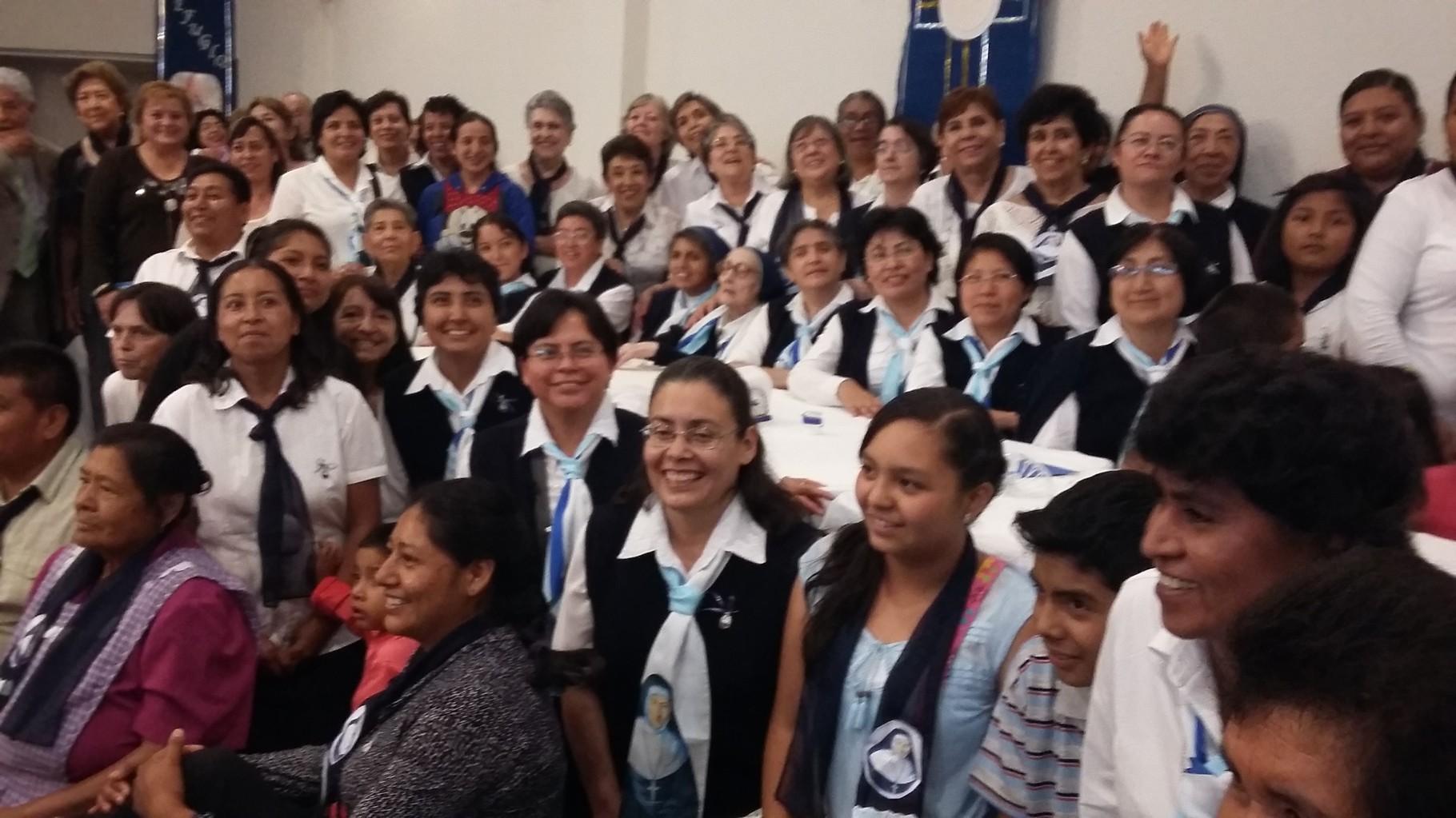 Misa de Acción de Gracias en México