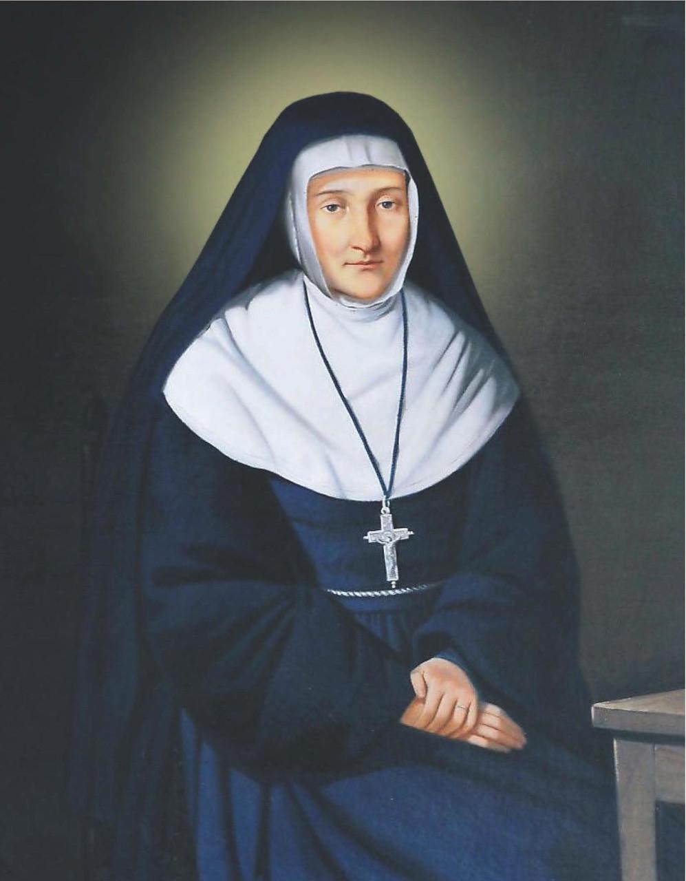 Ella estaba allí, Emilie en la Basílica San Pedro
