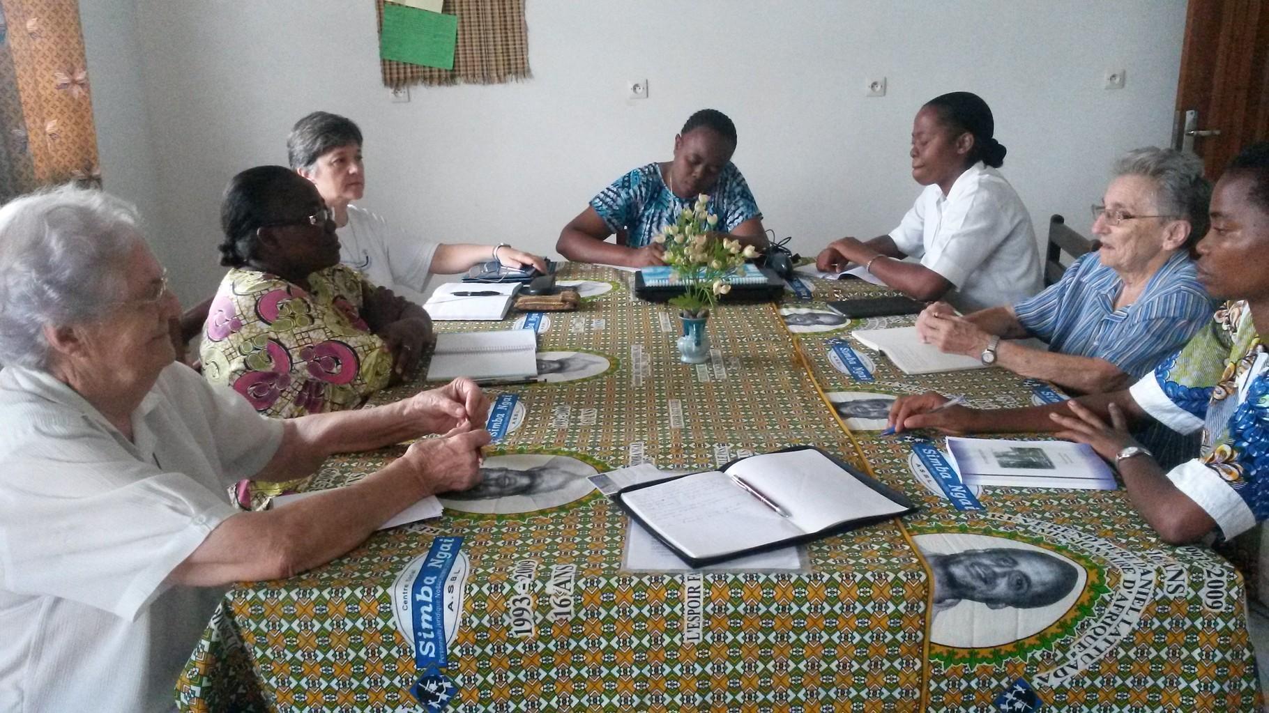 RDC - Comunidad Mpasa