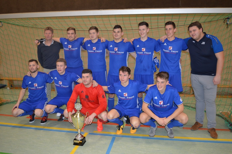 Einbecker Morgenpost Pokal Sieger 2017 - SG Dassel/Sievershausen