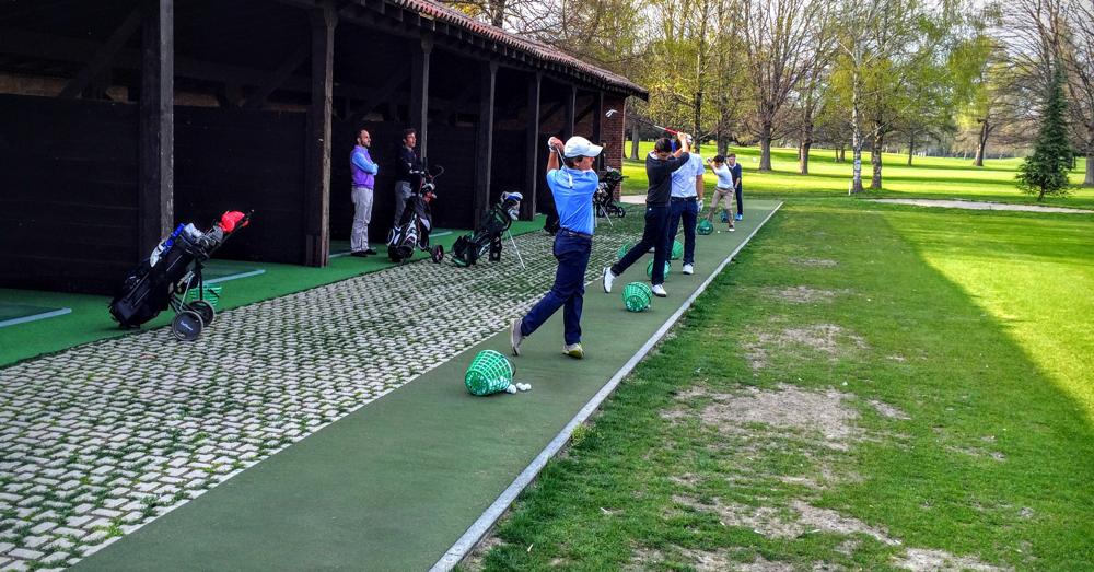 Teeline Golfclub Monticello / I