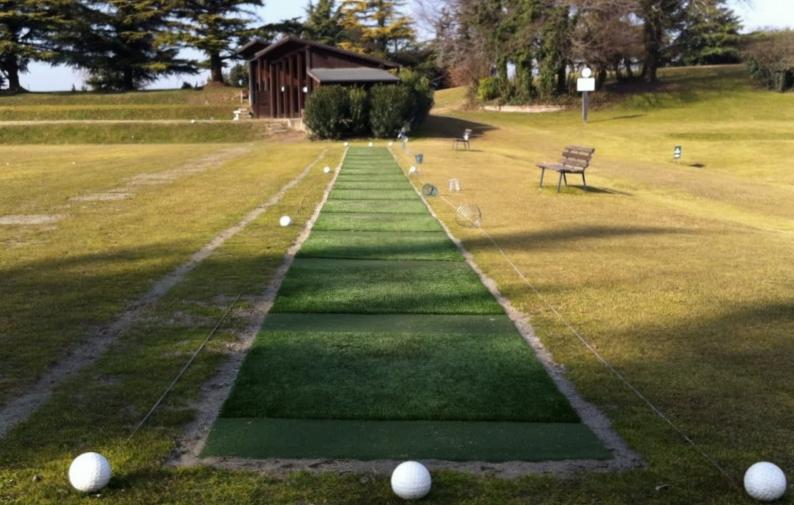 Teeline am Golfclub Verona / I