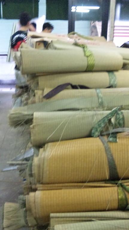 表替や新調の製作で出た処分ゴミ。