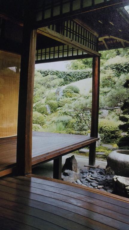 お縁ですごす。日本家屋ならではです