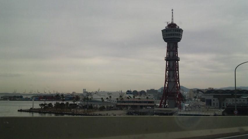 博多を後に、今から築城へ向かいます・・・・・