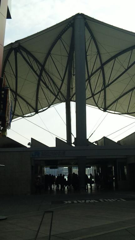 ユニバーサル駅から直結です。
