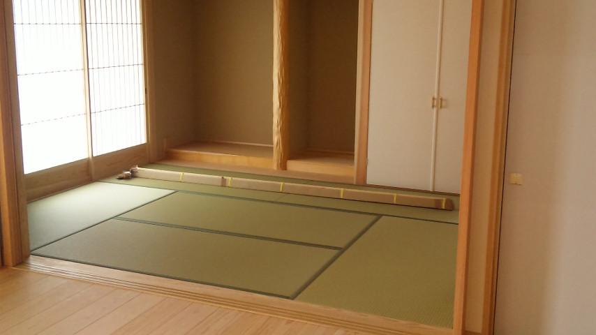 これぞ日本家屋。