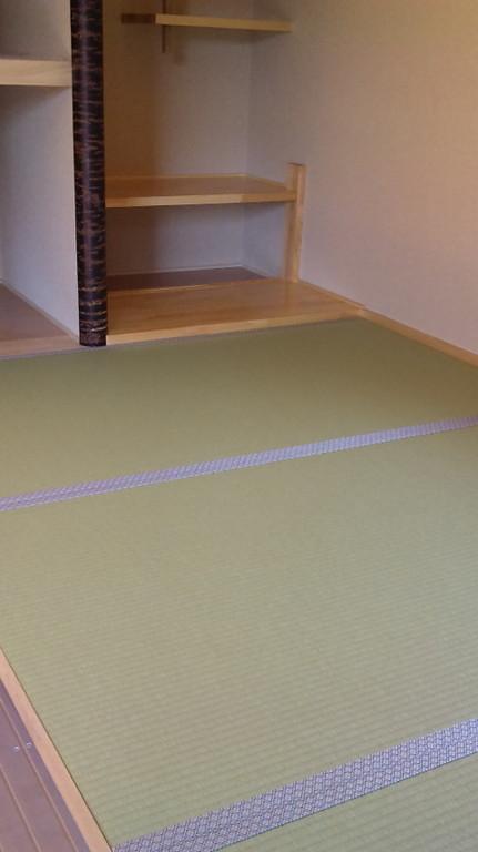 三畳のちょっとした床の間