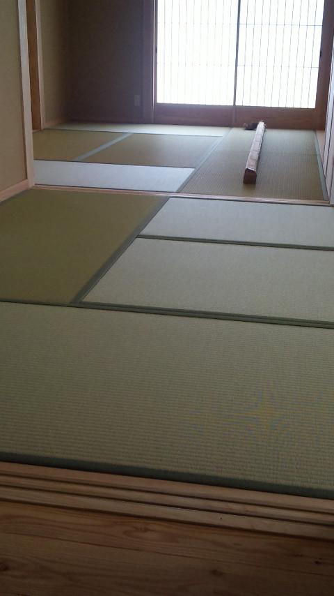 床の間 六畳