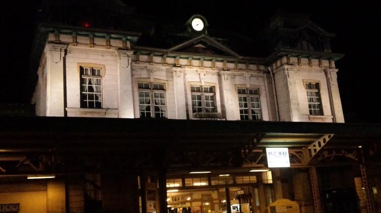 九州の玄関口 門司港駅