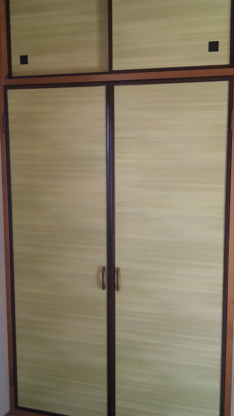 2階 押入れ開き戸 凛№308