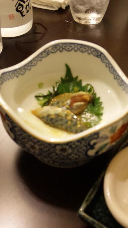 胡麻鯖(関サバ)