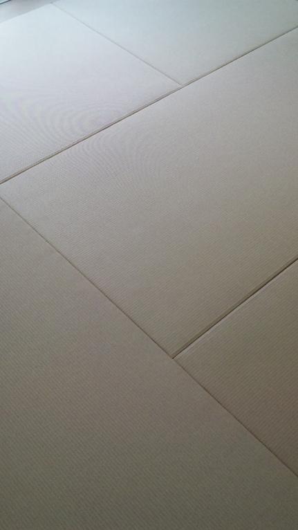 4畳半縁なし畳 21mm厚