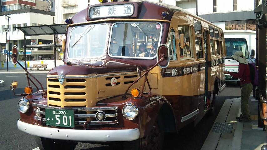 昭和初期のレトロバス
