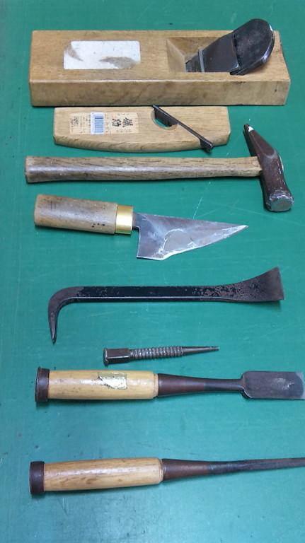 ふすまの道具
