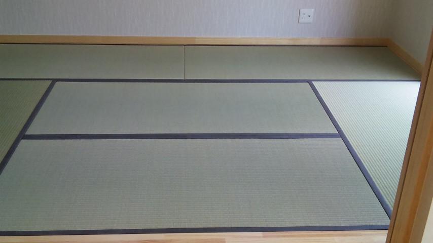 通常、6畳の床の間和室