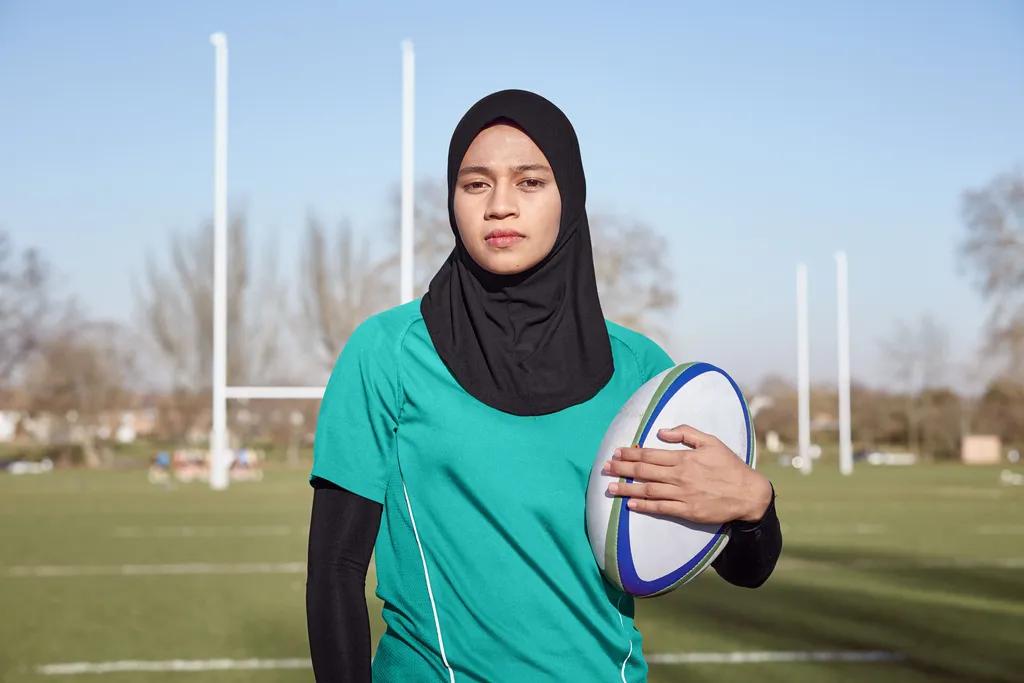 Me siento muy orgullosa de haber inspirado a otras mujeres malayas a jugar rugby