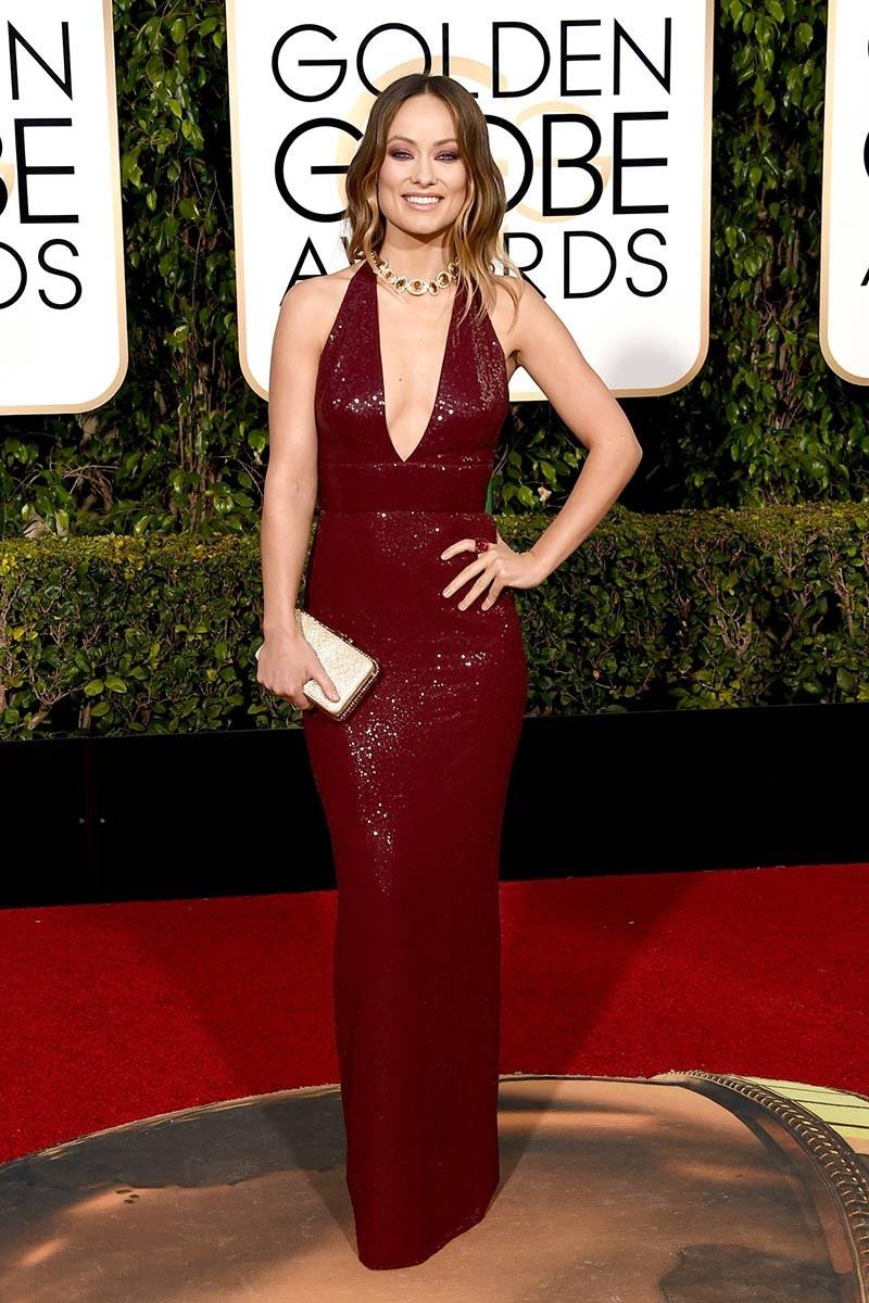 Los mejores vestidos de los Globos de Oro 2016
