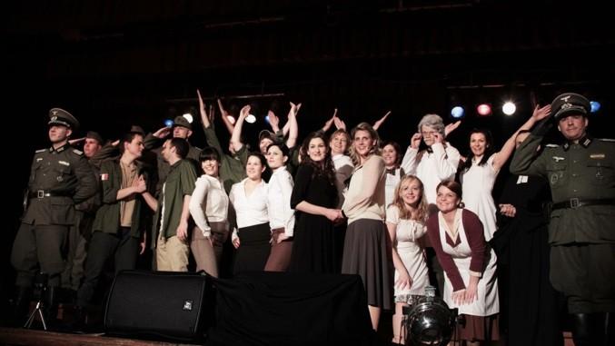 Stalag IX A - Das Musical 2012 - Das Ensemble