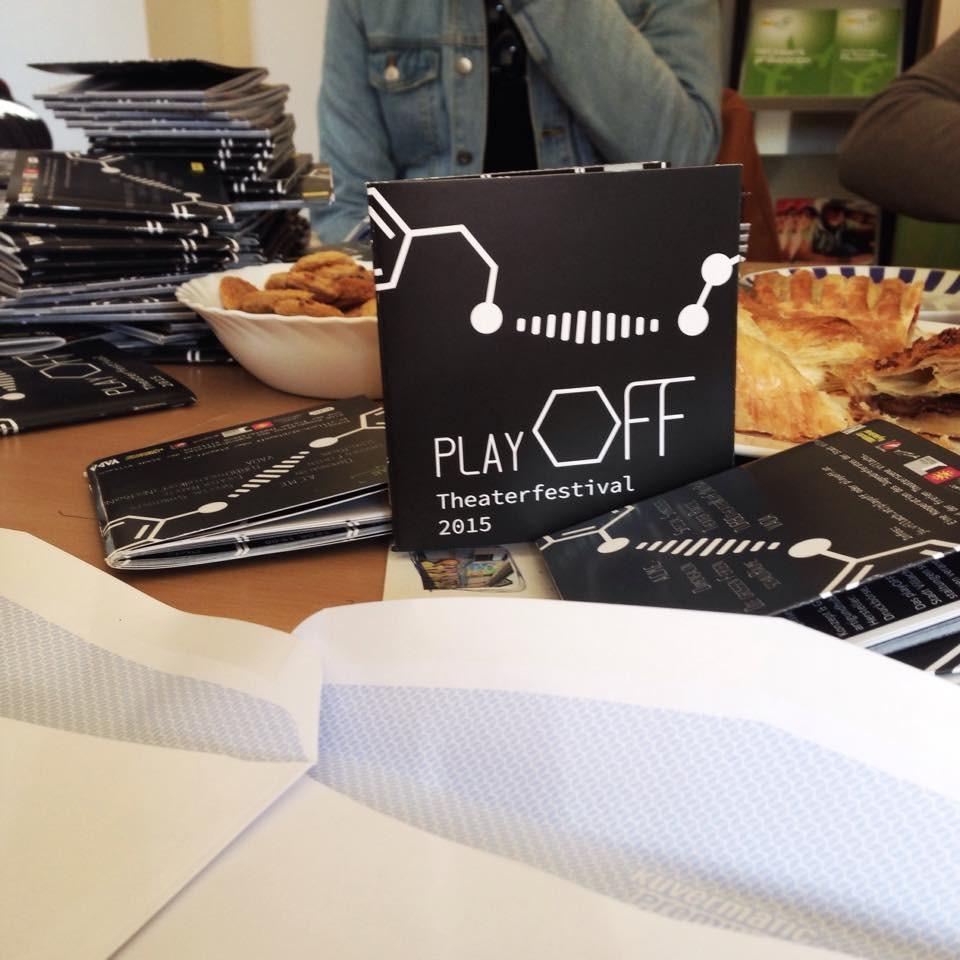 PlayOFF - Programmheft (2015)