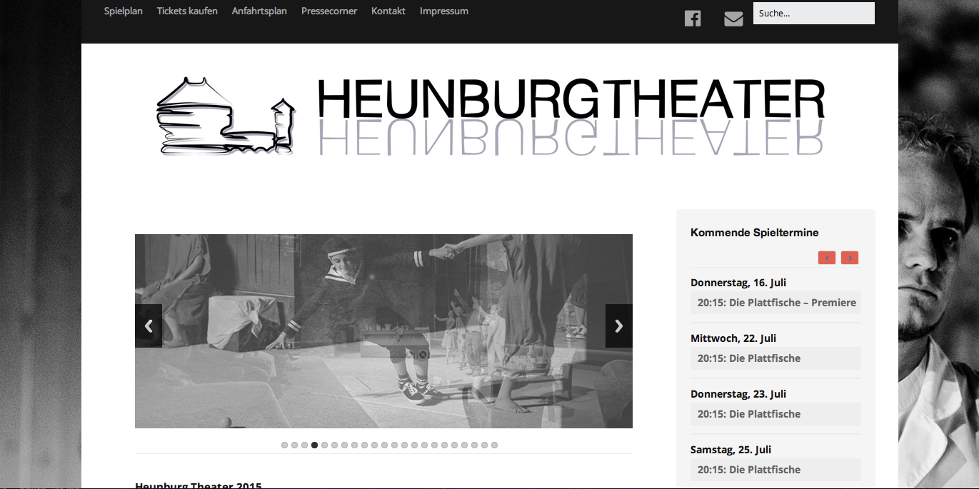 Heunburg Theater 2015
