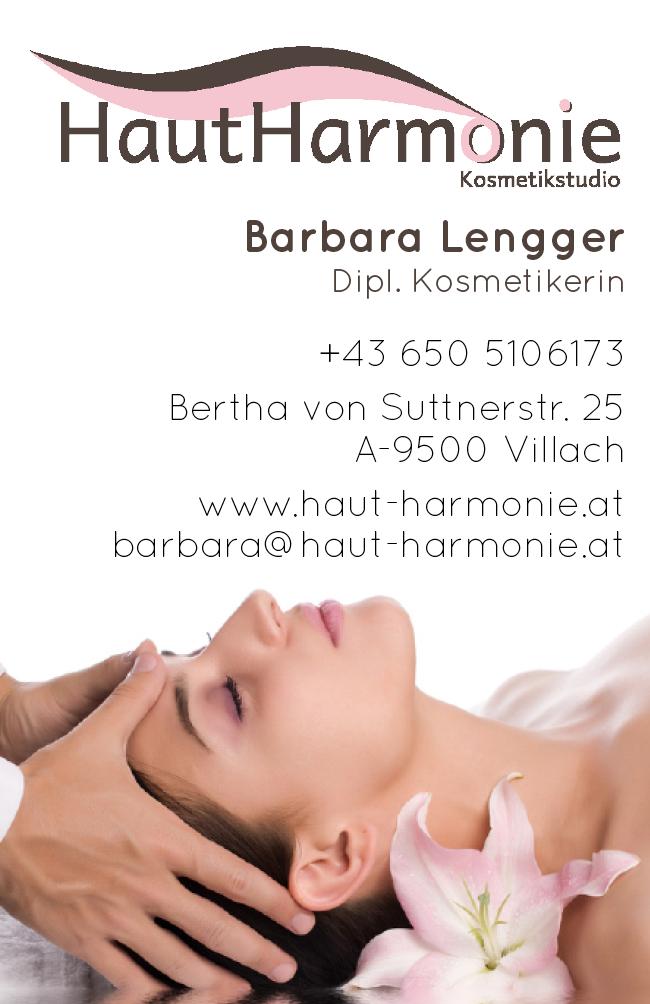 Kosmetikstudio Hautharmonie (Vorderseite)
