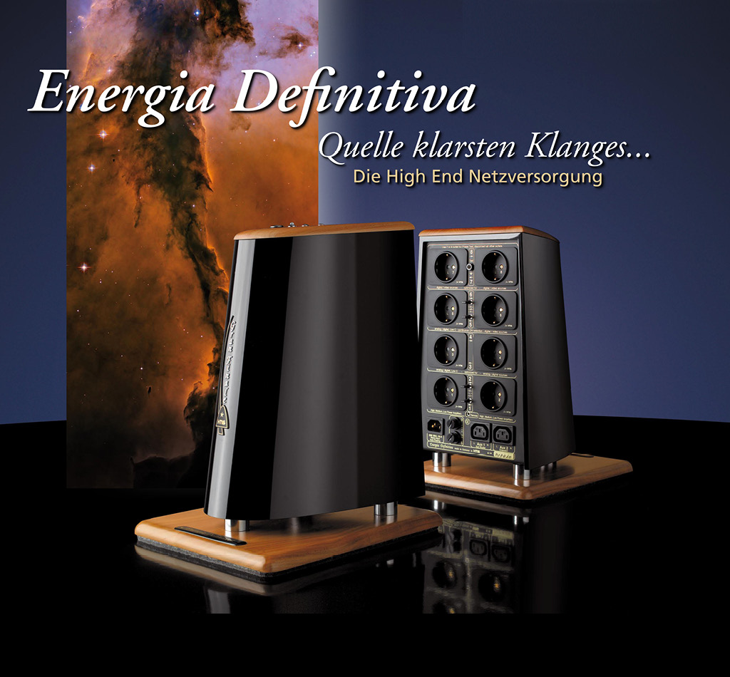 Energia Definitiva High End Netzversorgung