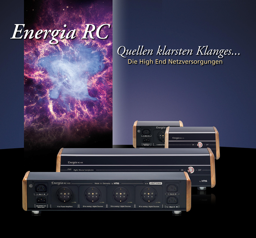 Energia RC High End Netzversorgung
