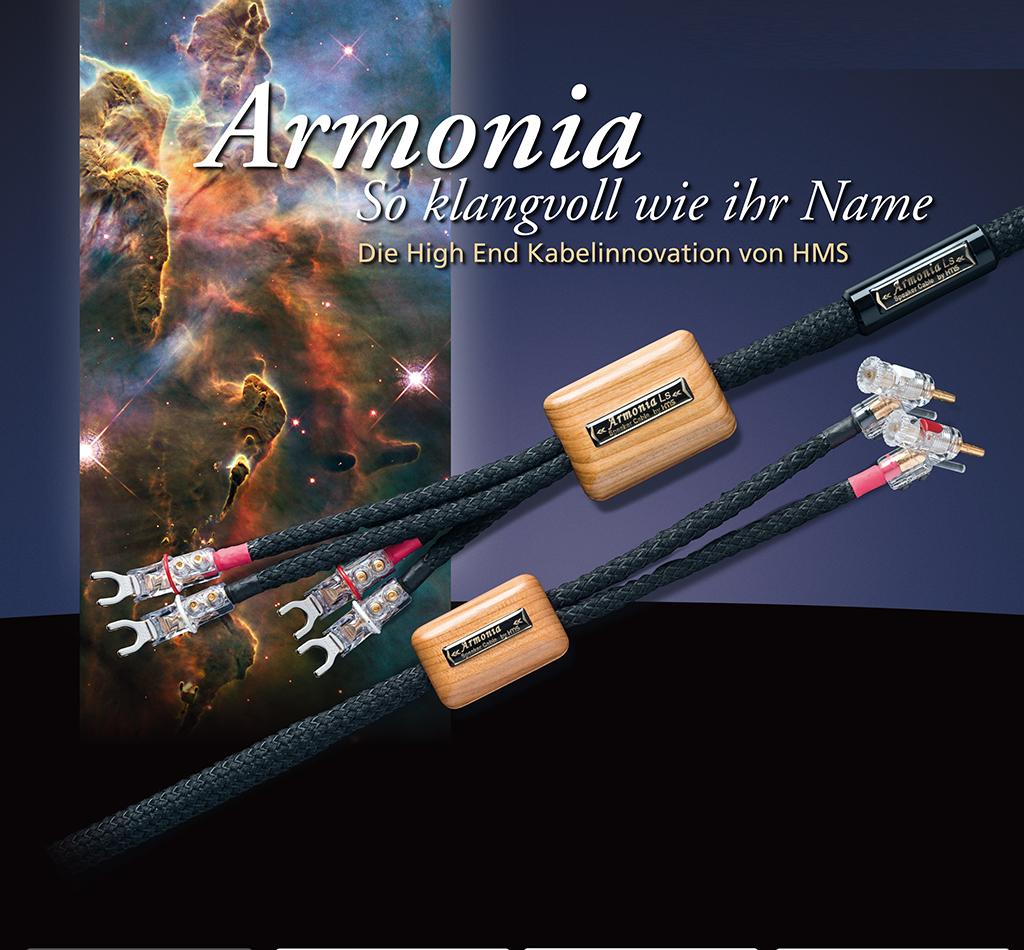 Armonia High End Lautsprecherkabel