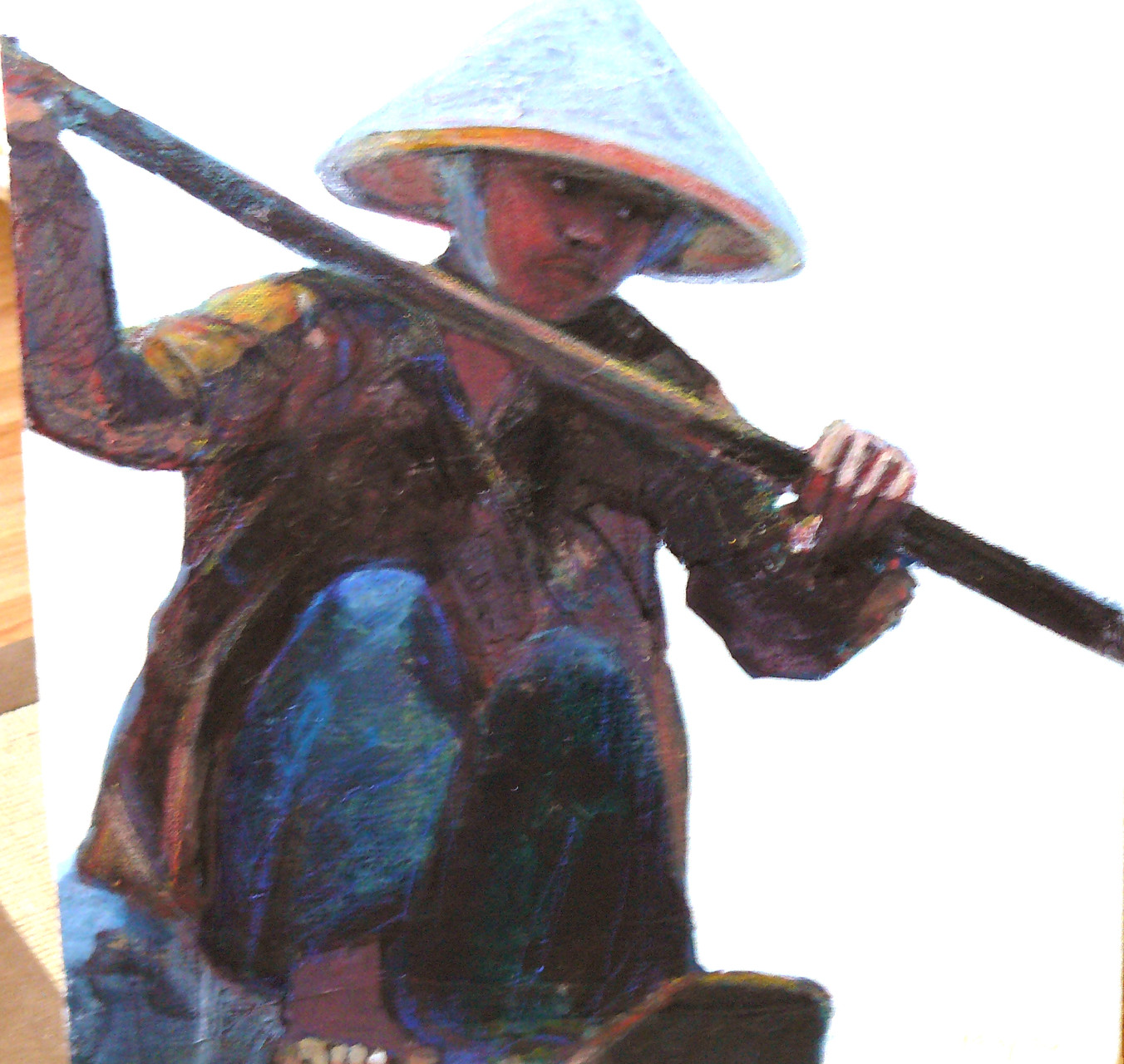 Rameur vietnamien