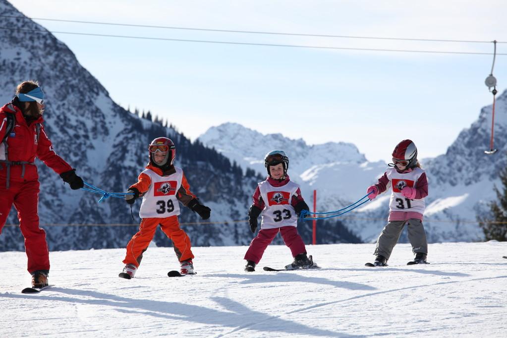 beim Skikurs